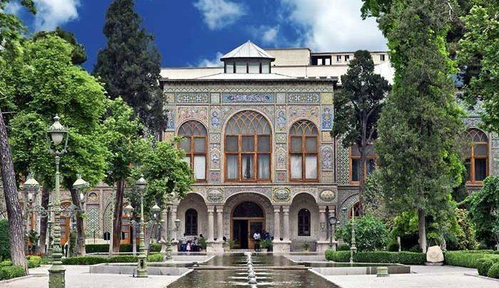 نمایش 31 عکس برای نخستین بار در حوض خانه کاخ گلستان