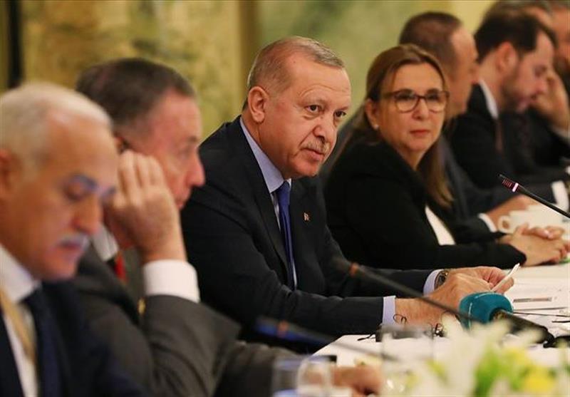 شروع دیدارهای اردوغان در آمریکا