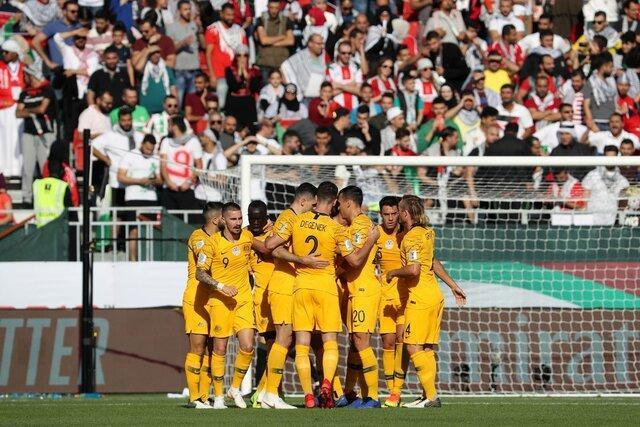 ضربات پنالتی روی بدش را به ازبکستان نشان داد، استرالیا در جمع هشت تیم جام ملت های آسیا