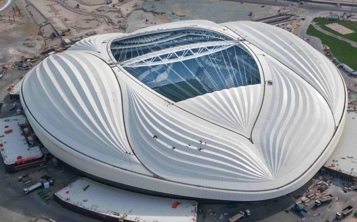 جابه جایی طرفدارانِ جام جهانی قطر با کشتی!