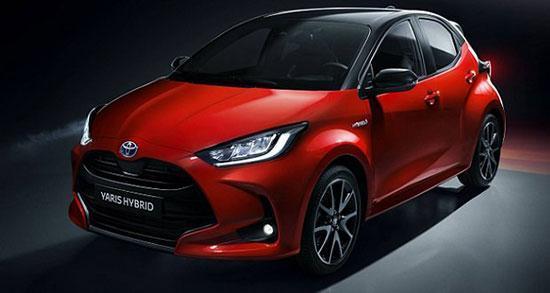 تویوتا یاریس 2020؛ نسل چهارم هاچ بک کوچک Toyota