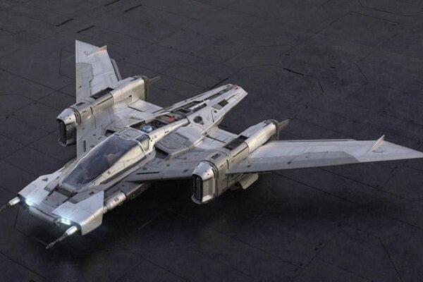 پورشه فضاپیمای جنگ ستارگان می سازد
