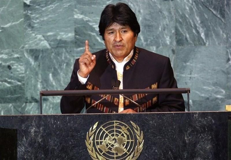 حکم بازداشت رئیس جمهور سابق بولیوی