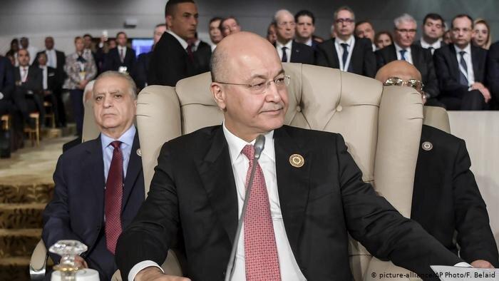 کوشش مجلس برای عزل برهم صالح