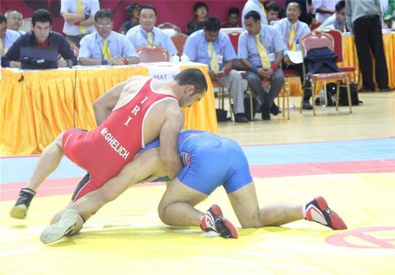 اعزام 8 آزادکار به مسابقات قهرمانی جوانان آسیا