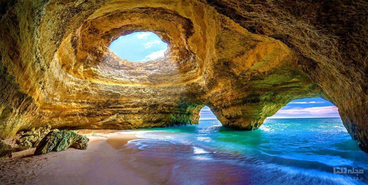 زیبایی این ساحل نفس تان را بند می آورد