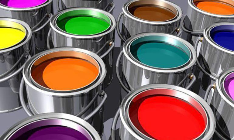 رنگ اکریلیک ساختمانی و مزایای آن