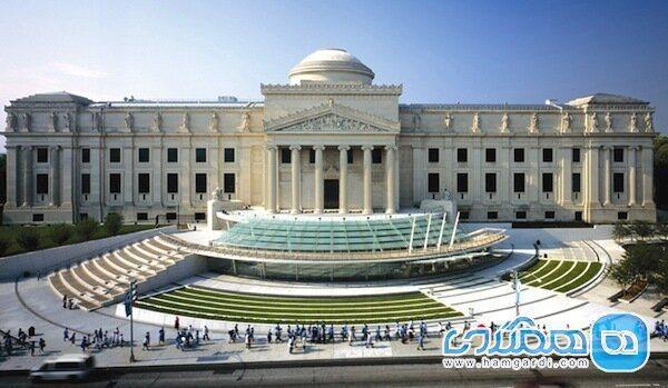 وصله ناجور در موزه بروکلین به نمایش درآمد