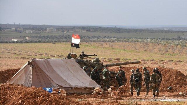 تسلط ارتش سوریه بر شهرک نیرب در شرق ادلب
