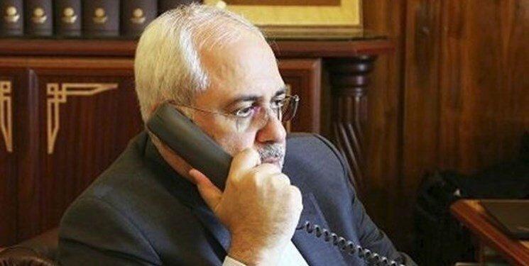 گفتگوی تلفنی ظریف با وزرای خارجه کنیا و بلغارستان