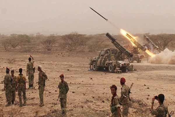 سرنگونی جنگنده سعودی با یک سامانه پدافندی جدید و پیشرفته انجام شد