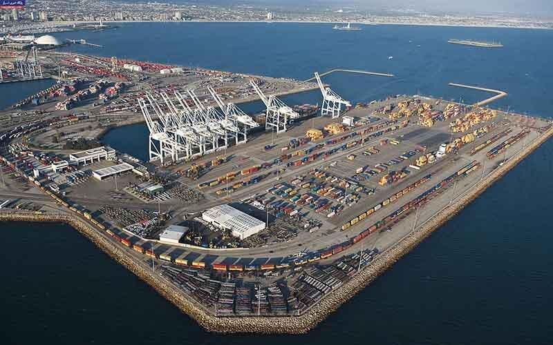 رشد 152 درصدی واردات کالاهای اساسی از بندر چابهار