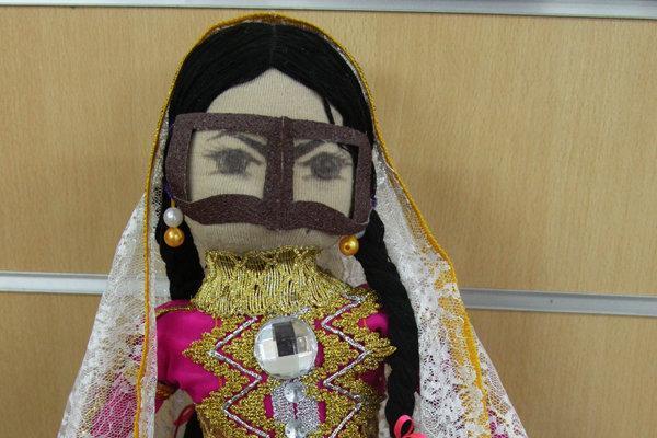 همایش عروسک های محلی اقوام ایران و سایر ملل برگزار می گردد