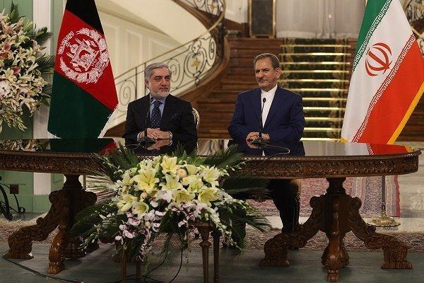 دو سند همکاری میان ایران و افغانستان به امضا رسید