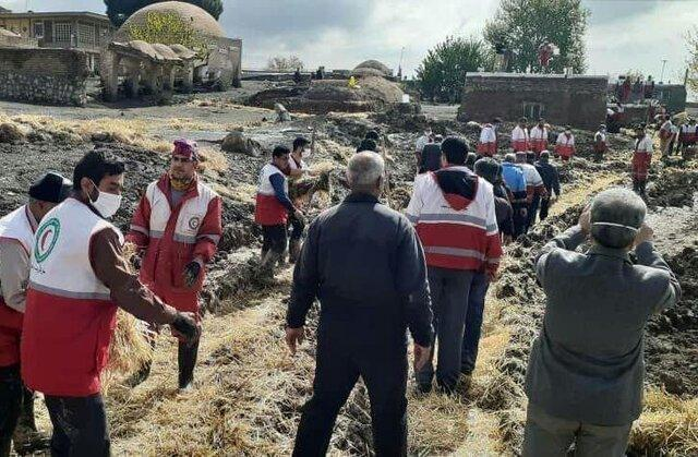 خسارت به 100 منزل مسکونی در پنج شهرستان استان خراسان رضوی بر اثر سیلاب