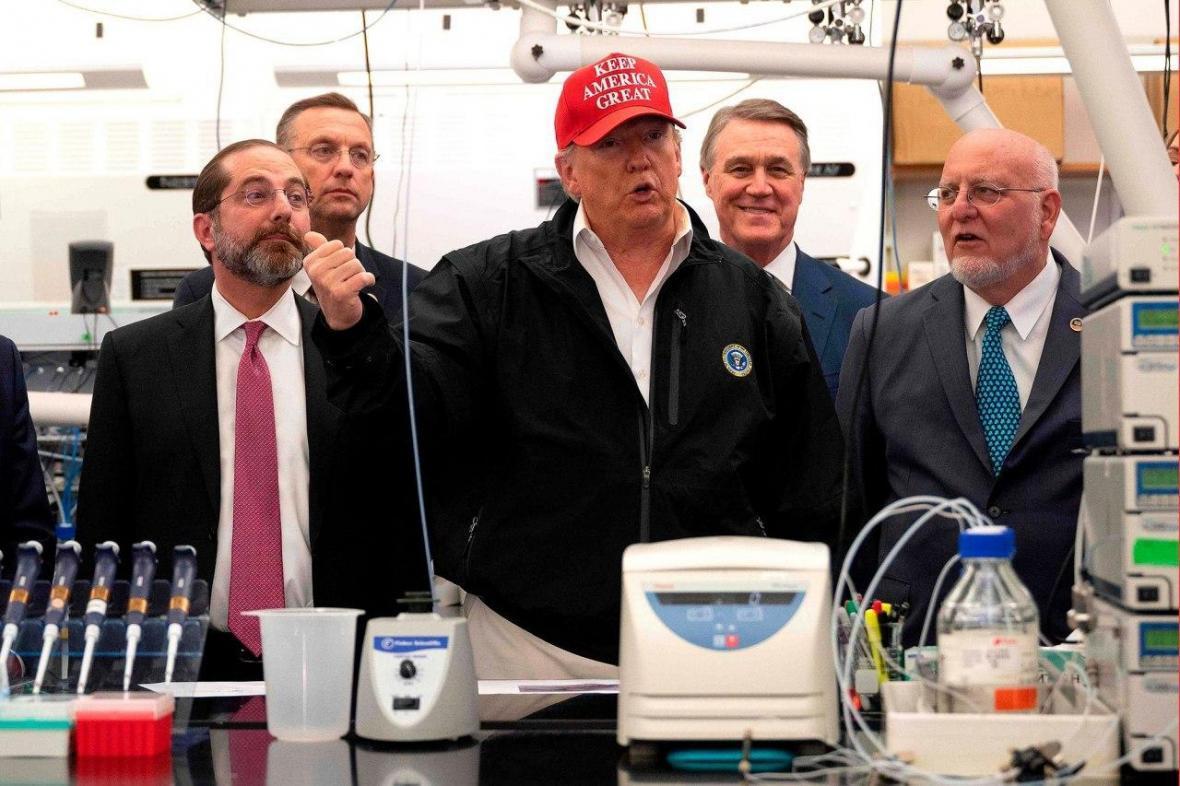 ترامپ: باید به جای رئیس جمهور، پزشک می شدم!