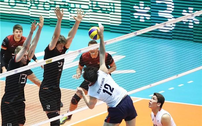 کره جنوبی با لیگ ملت های والیبال وداع کرد؛ آلمان و کانادا مرحله نهایی را از دست دادند
