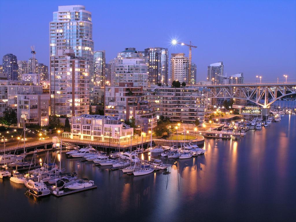 شهر ونکوور، مقصد نهایی مهاجران کانادا