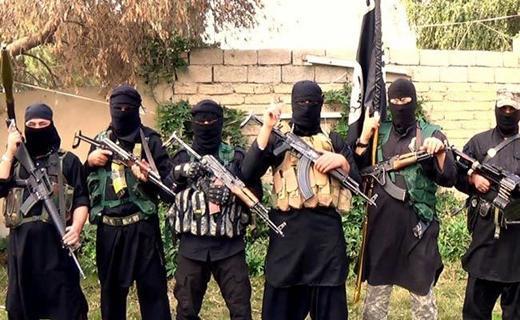 بمباران هوایی مواضع گروه تروریستی داعش در استان دیالی