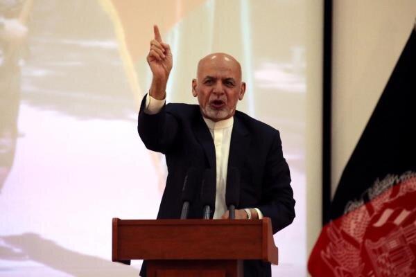 غنی: کاهش کمک مالی آمریکا تاثیری بر زندگی مردم افغانستان ندارد