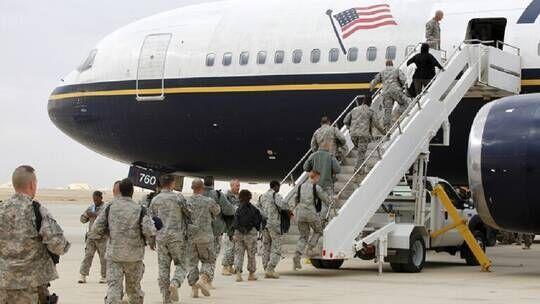 خبرنگاران نماینده مجلس عراق خروج نیروهای آمریکایی را مانور خواند