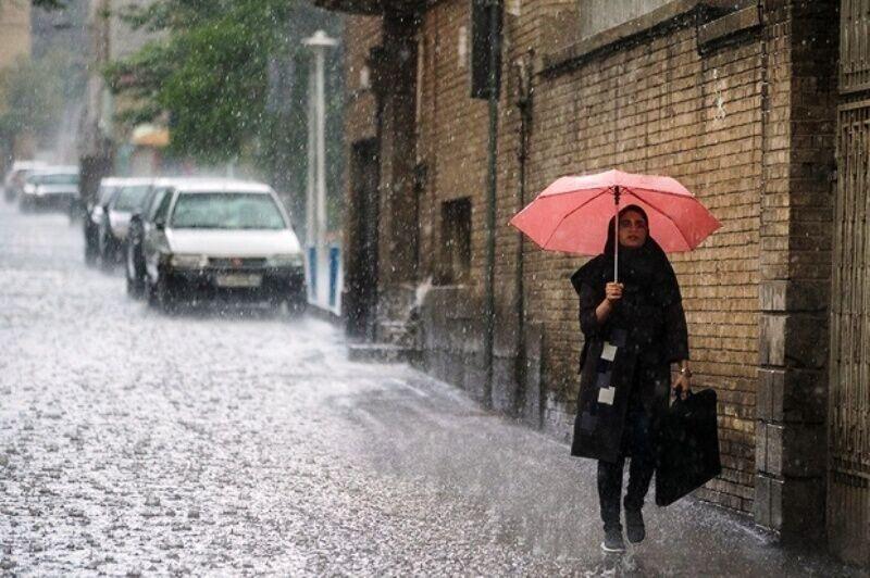 خبرنگاران ورود سامانه بارش های بهاری به لرستان