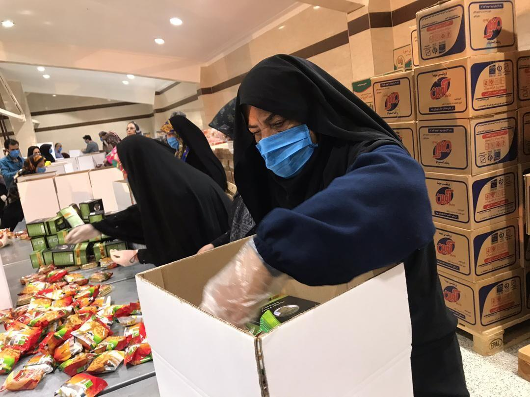 خبرنگاران 10 هزار سبد کالا بین اقشار آسیب پذیر رفسنجان توزیع شد