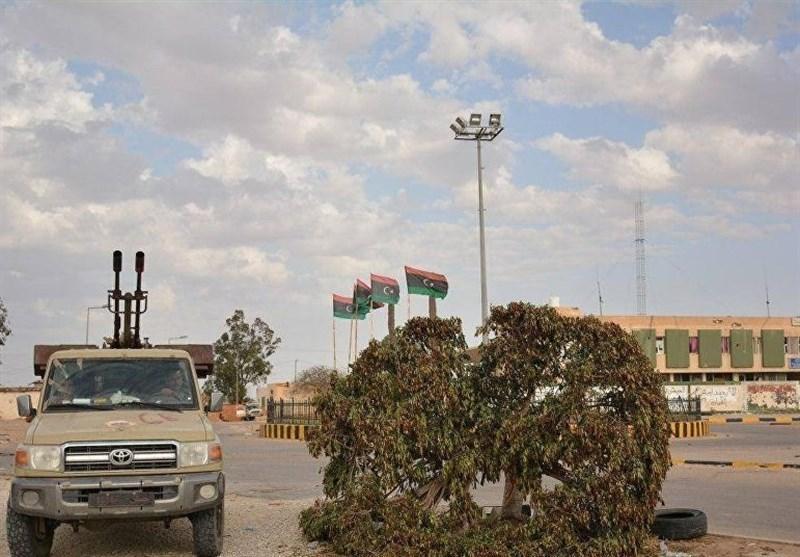 ارتش حفتر 2 پهپاد ترکیه را در غرب لیبی سرنگون کرد