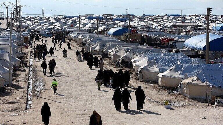 خطر شیوع کرونا در مناطق تحت کنترل آمریکا در سوریه