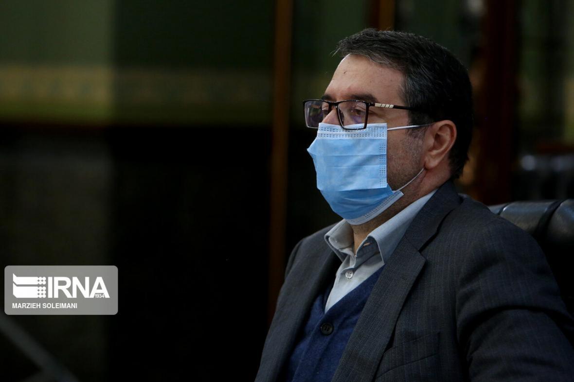خبرنگاران رحمانی: تامین مناسب اقلام بهداشتی در ایام کرونا نمود عینی رونق تولید درسال 98 بود