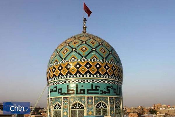 بازسازی بنای امام زاده سلطان سیدمحمد تحت نظارت میراث فرهنگی انجام نشده است