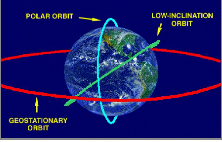 عبور یک سیارک از بیخ گوش یک ماهواره
