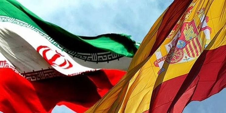 اولین گروه از هموطنان ایرانی مقیم اسپانیا به کشور بازگشتند