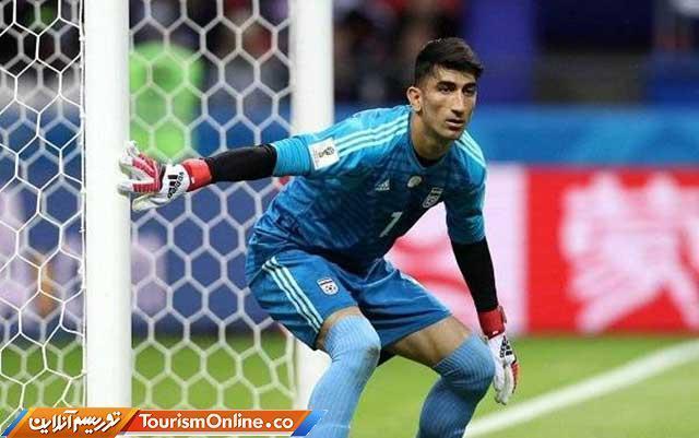 علیرضا بیرانوند در رقابت با اکرم عفیف نامزد مرد سال فوتبال آسیا شد