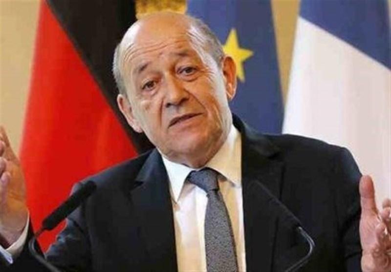 وزیر خارجه فرانسه: سناریوی سوریه در لیبی تکرار می گردد