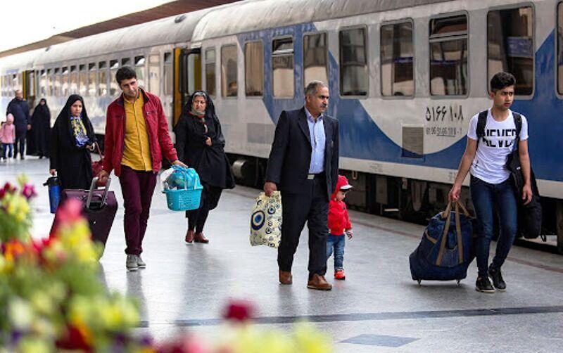 فروش بلیت قطارهای خردادماه از امروز شروع شد