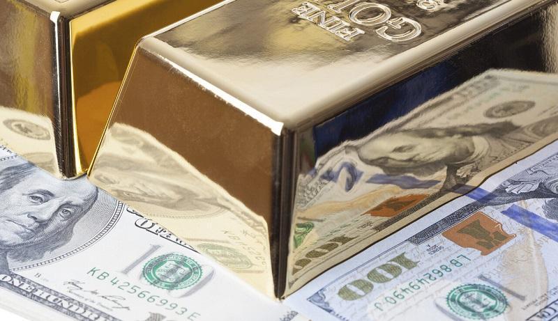 رشد طلا در معاملات روز سه شنبه ، دلار جهانی بدون تغییر باقی ماند