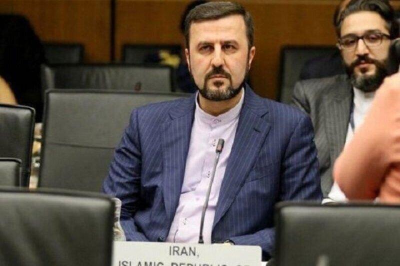 ابراز نگرانی ایران از اقدامات اخیر آمریکا و فرانسه در نقض یک معاهده