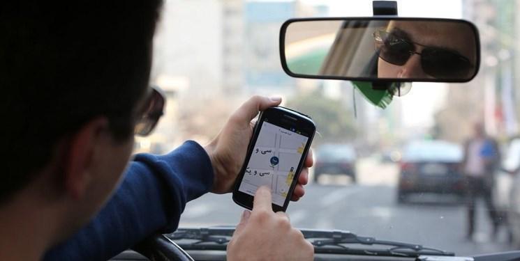 مسافران تاکسی های اینترنتی نقره داغ شدند، افزایش تا دو برابری کرایه های آنلاین