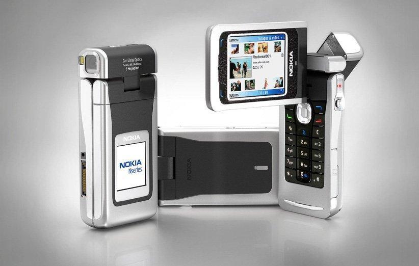 نوآوری های دوربین موبایل پیش از اندروید و آیفون