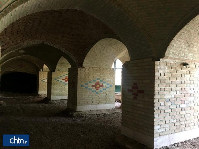 پروژه بازسازی گراند هتل قزوین وارد فاز جدید می گردد