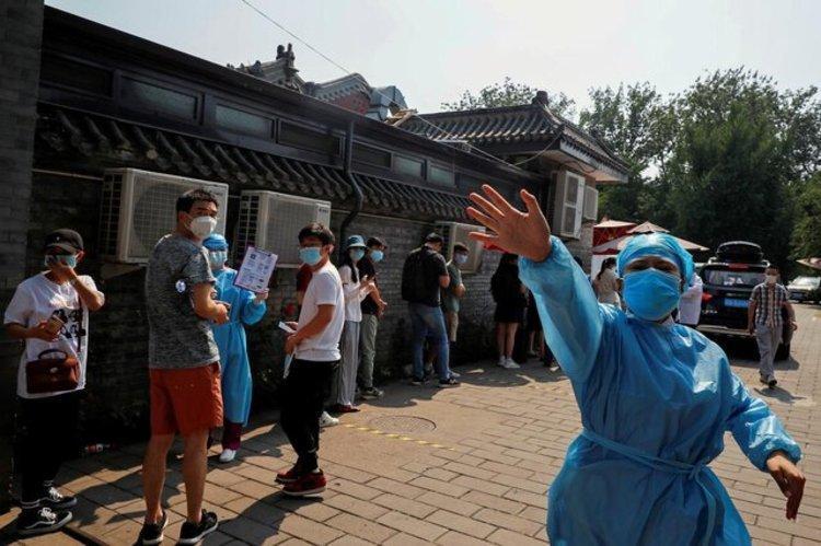 شناسایی 27 مورد جدید ابتلا به کرونا در چین