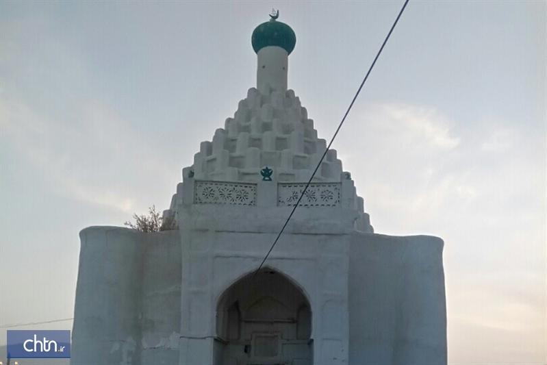 آرامگاه شیخ حسن عالی کوهیج در بستک بازسازی می گردد