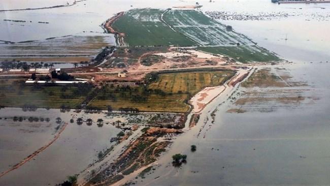 خسارات اولیه سیل در گلستان 150 میلیارد تومان برآورد شد