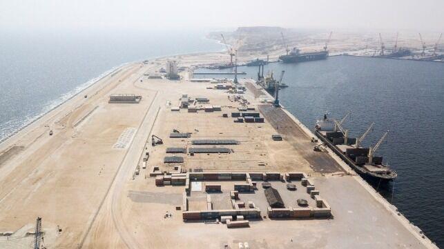خبرنگاران انگلیس پایگاه نظامی خود را در عمان گسترش می دهد
