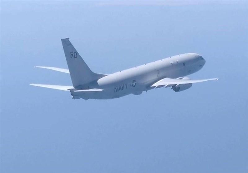 ادامه پرواز هواپیماهای آمریکایی نزدیک مرز روسیه در دریای سیاه