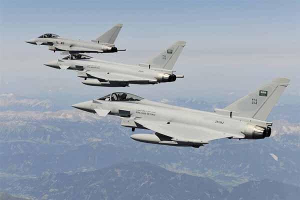 جنگنده های سعودی مناطقی از مأرب و البیضاء را بمباران کردند