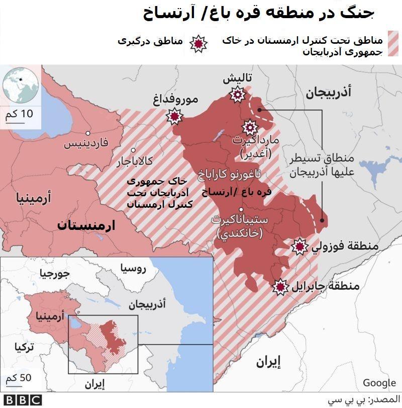 حمله ارمنستان به دومین شهر عظیم آذربایجان، بمباران پایتخت قره باغ توسط آذربایجان، الهام علی اف: 7 روستا را از اشغال ارمنستان آزاد کردیم