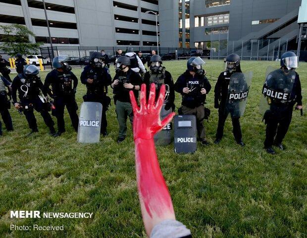 یک سیاه پوست دیگر بدست پلیس آمریکا کشته شد