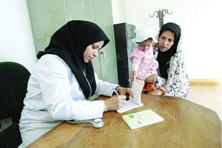 کاهش پوشش واکسیناسیون بچه ها در ایام کرونا